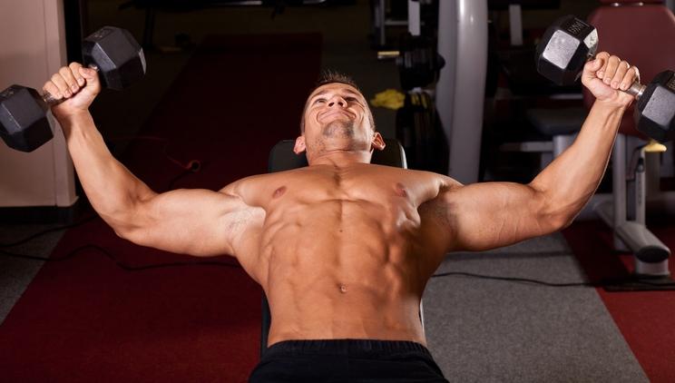 Kontraktion zum Beispiel durch das X-Rep-Training erhöhen und das Muskelwachstum beschleunigen
